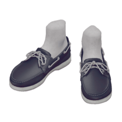 Boat shoes_navy