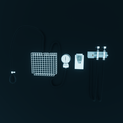 Dr Wall Items