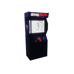 ARCADE COLLECTION - Shooter Game Cabinet