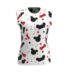 Minnie Sleeveless T-shirt