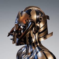Helmet horns bronze