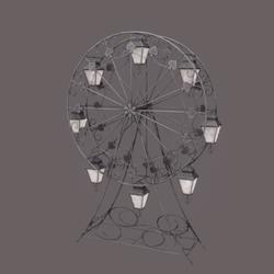 Wheel lamp