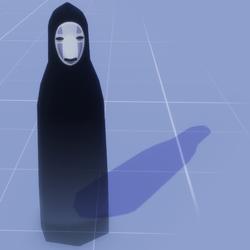 Kaonashi (Faceless)