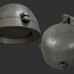 Bunker Lamp 2B