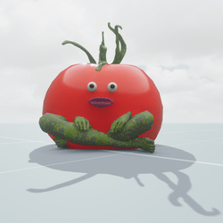 Tomato Avatar (Updated)