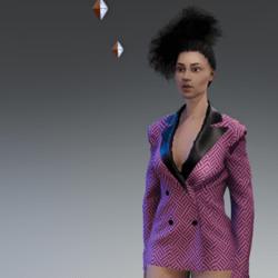 Woman Blazer #3
