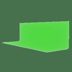 Backdrop Green 3x1