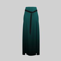 Skirt Briana Gradient Emerald 2.0