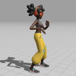 Rumba Dancing