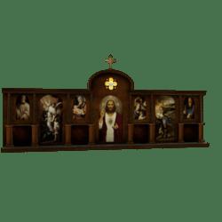 Gothic Style Altar