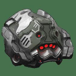 Scifi HMD (male)