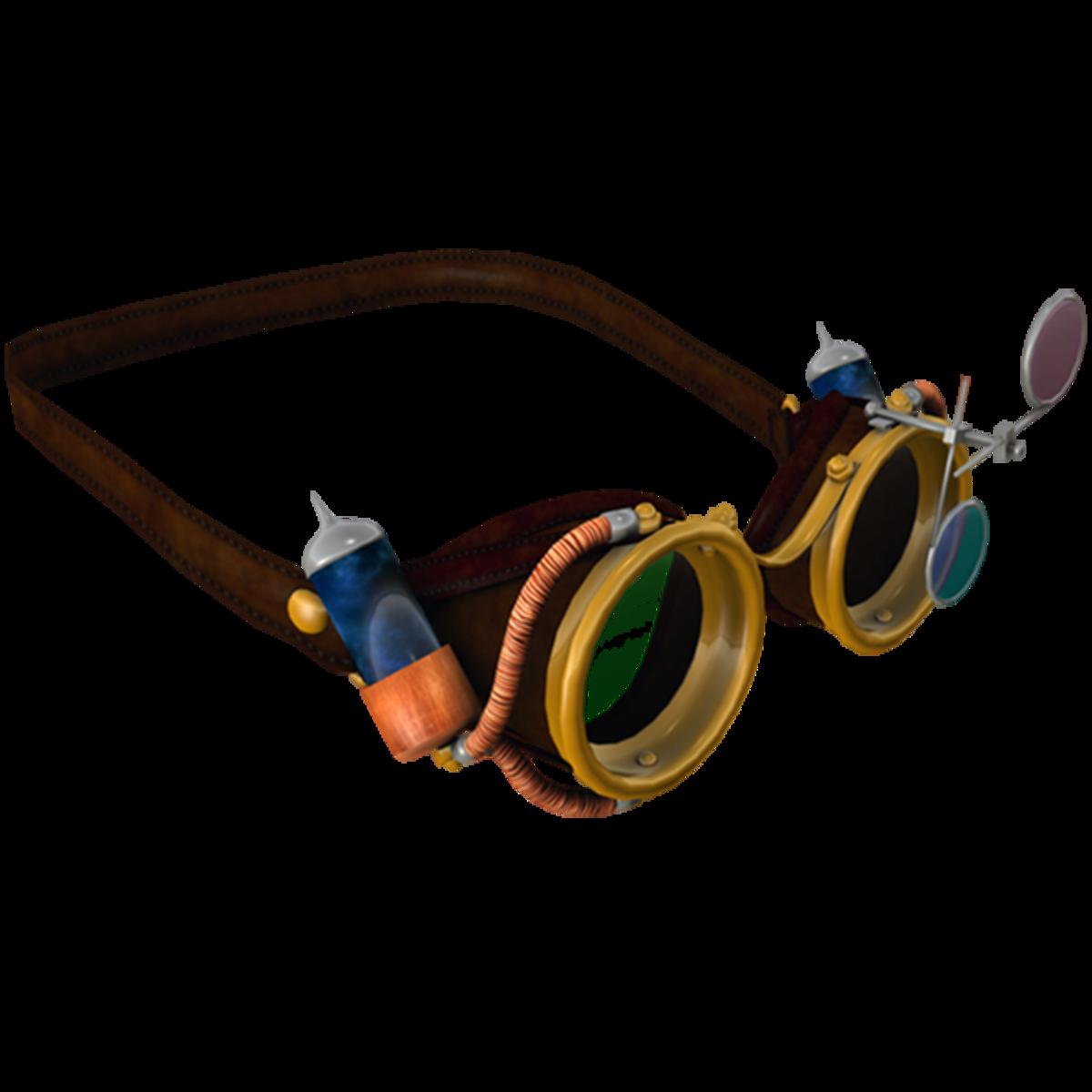 Goggles Steampunk-Female