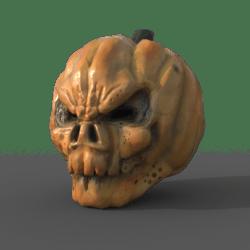 Pumpkinhead (male)