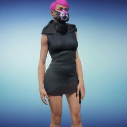Cyberpunk Top (simulation)