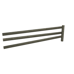 Ranch Fence Section B
