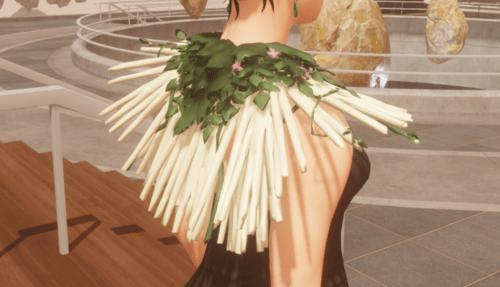 Druid Neck Dress - FEMALE