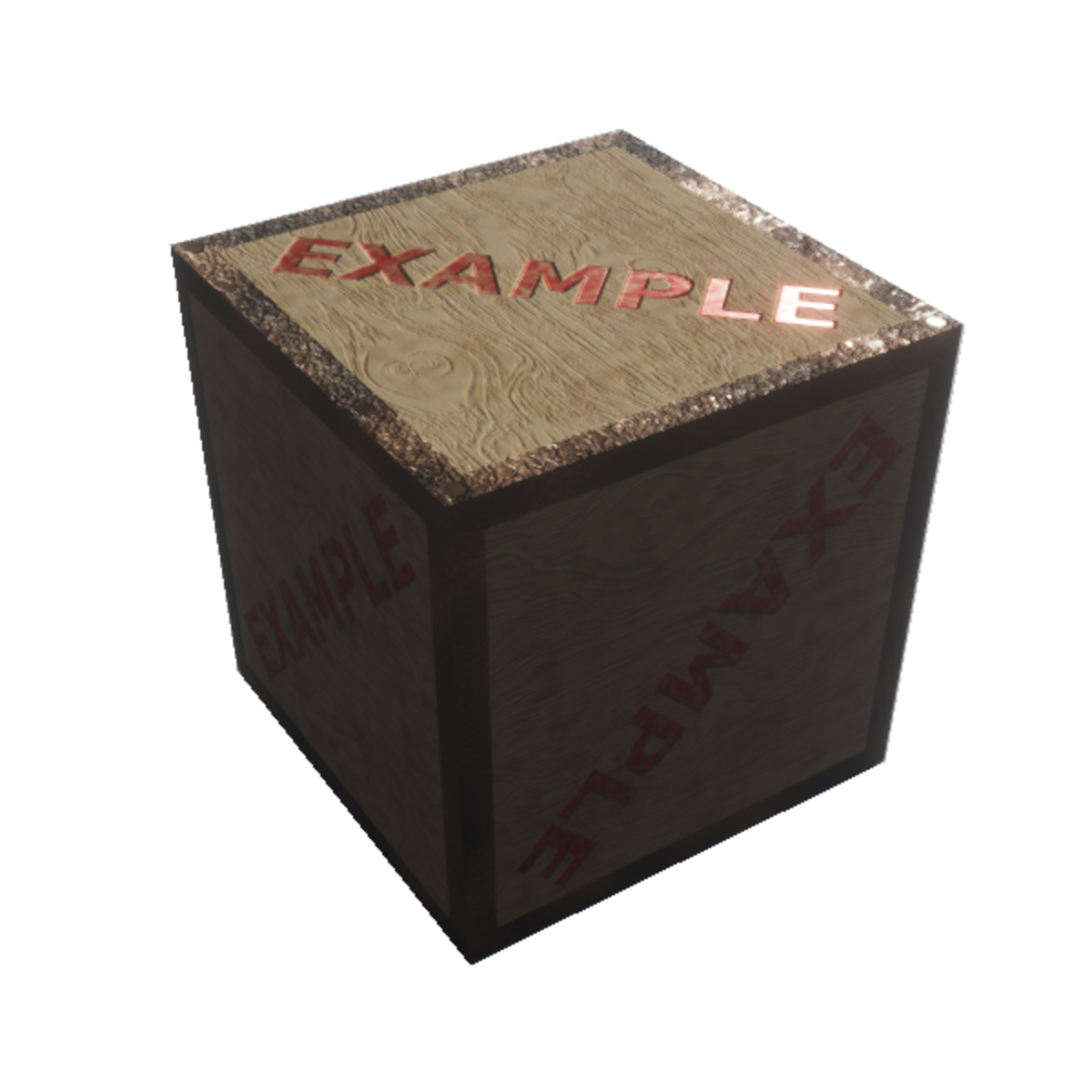 Sansar Example Crate 1.0