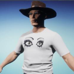 Starry Eyes T-Shirt